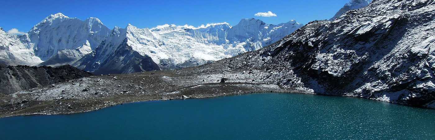 Gokyo Lake Everest Base Camp Island Peak