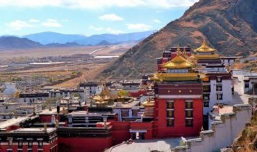 tibet escorted tour