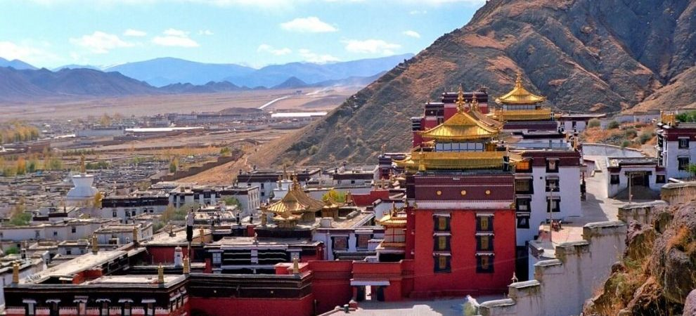 tibet escorted tour