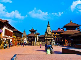 Temples in Nepal