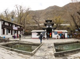 Muktinath Shrine
