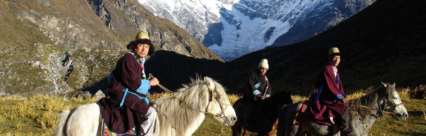Langtang Vallery Trekking in Nepal